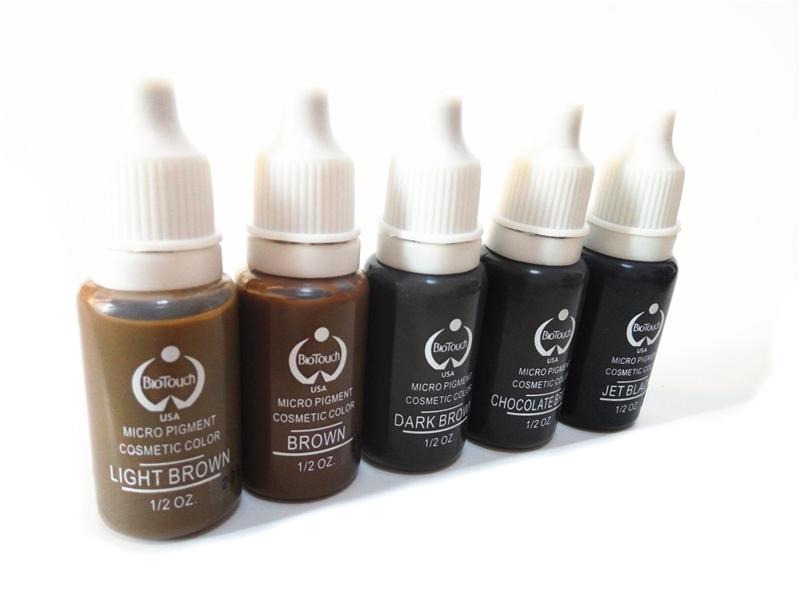 Dodatkowe Treningowy pigment do makijażu permanentnego | Permanent24.pl NF15